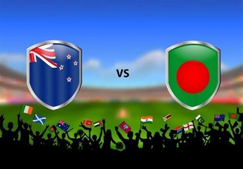 نیوزی لینڈ بنگلہ دیش