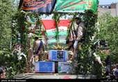 تشییع شهدای حوادث تروریستی تهران