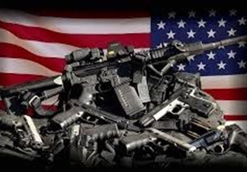 امریکہ اسلحہ