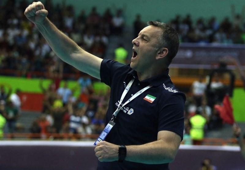 کولاکوویچ: تیم بلژیک قابل احترام بود؛ خوشحالم توانستیم در خانه به پیروزی برسیم/ بازی بسیار سختی بود