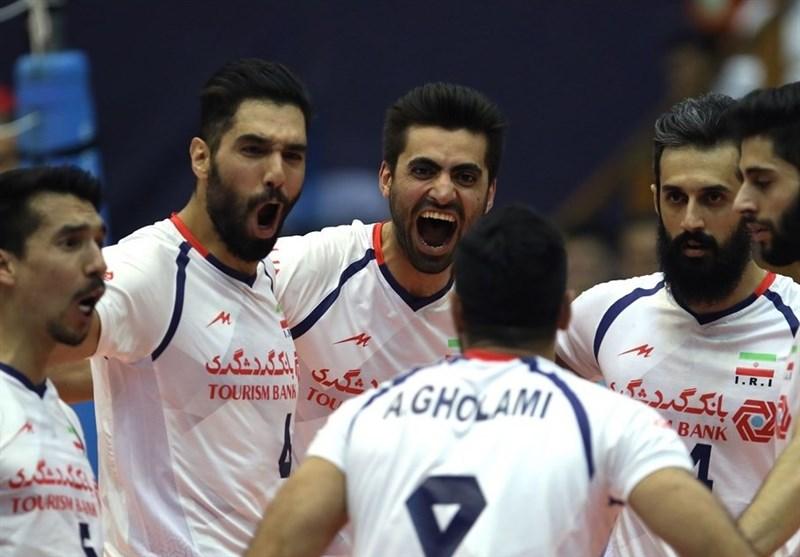 2017 FIVB World League: Iran 3 – 2 Belgium (+Photos)