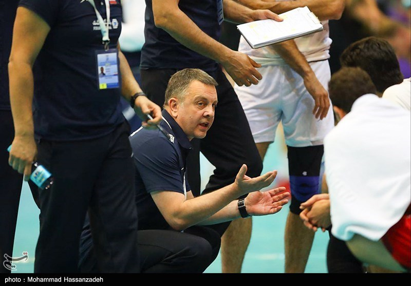 Iranian Players Played with Their Hearts: Igor Kolakovic