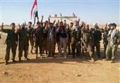 ارتش سوریه به مرزهای عراق رسید/ضربه ویرانگر به آمریکا و مزدورانش + نقشه