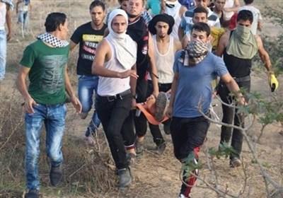 شهادت جوان فلسطینی در حمله هوایی صهیونیست ها به غزه