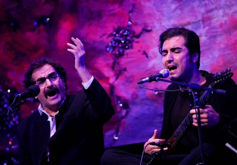 Image result for شهرام و حافظ ناظری