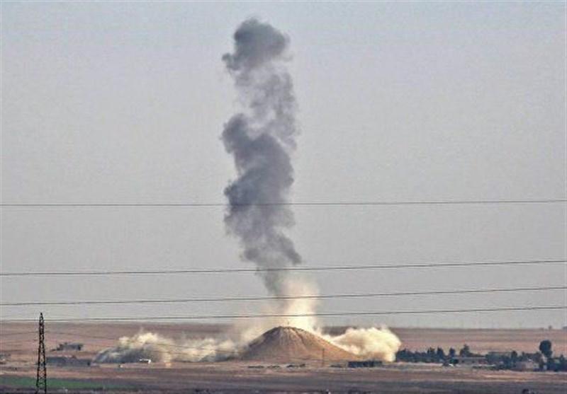 روسیه: آمریکا در سوریه از بمب فسفری استفاده کرده است