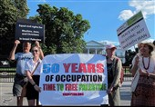 US Protesters Urge End to 50 Years of Israeli Occupation (+Photos)