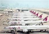 رویترز: ایرلاینهای منطقه به پرواز بر فراز ایران ادامه میدهند