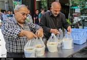 فروش آش و حلیم در ماه مبارک رمضان - اصفهان