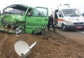 خودروی زائران کهگیلویه و بویراحمد در کاظمین واژگون شد