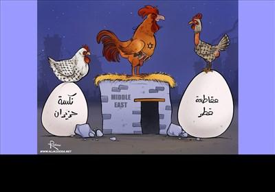 بین نکسة حزیران وقطر