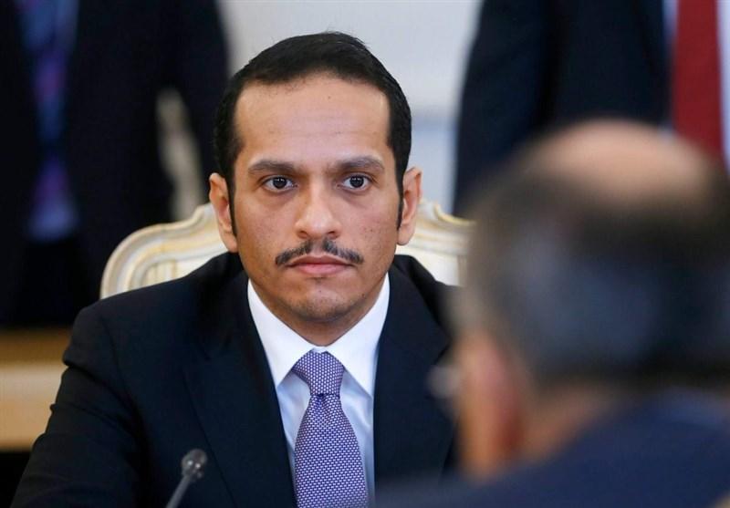 وزیر خارجه قطر: رابطه ما با ایران مثبت است