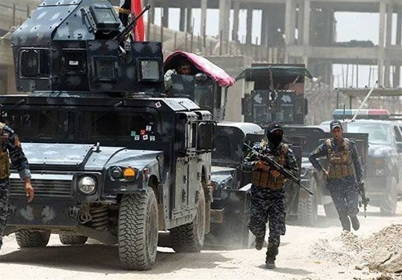 القوات الأمنیة تحرر مناطق جدیدة فی أیمن الموصل