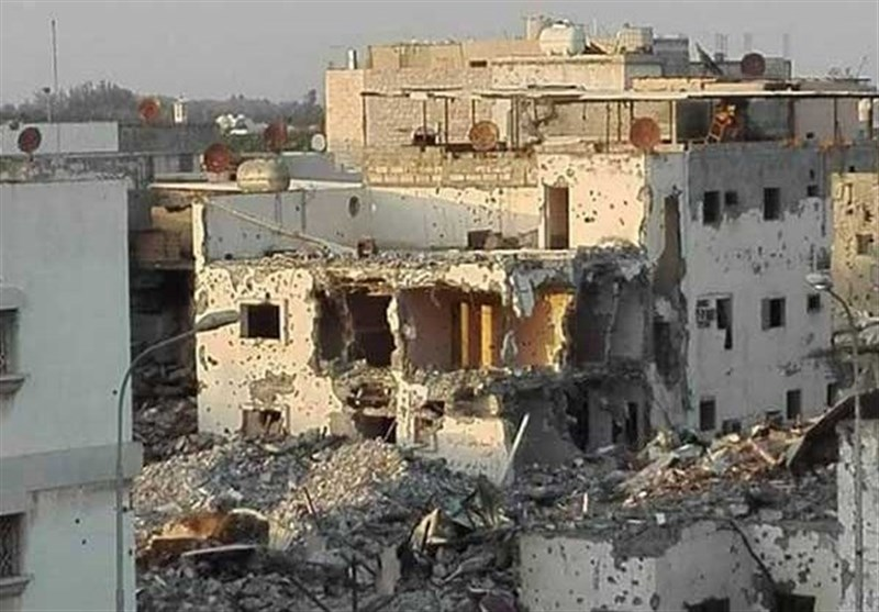 Saudi Regime's Attacks on Shiite-Populated City Displace Hundreds
