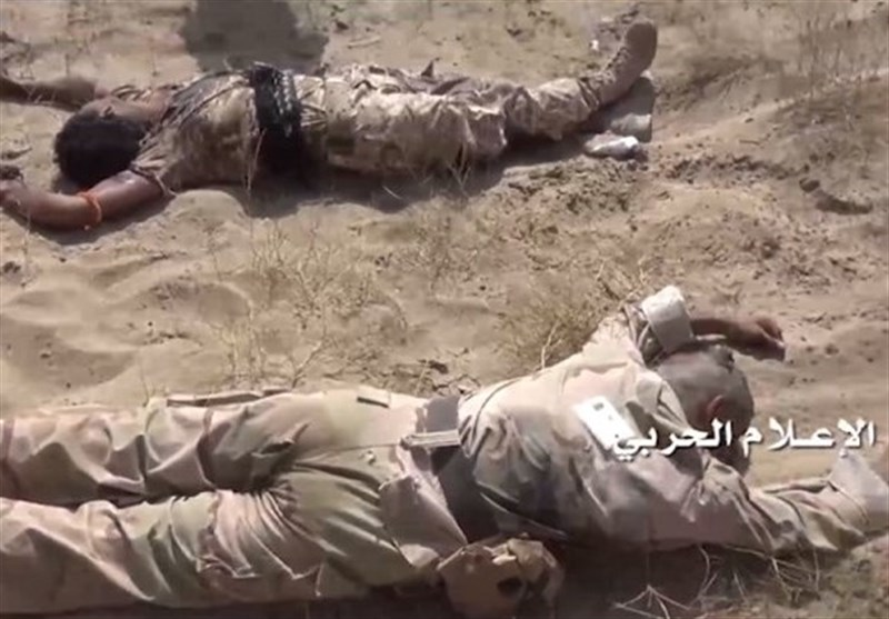 84 Saudi Mercenaries Killed in Yemeni Forces' New Attacks