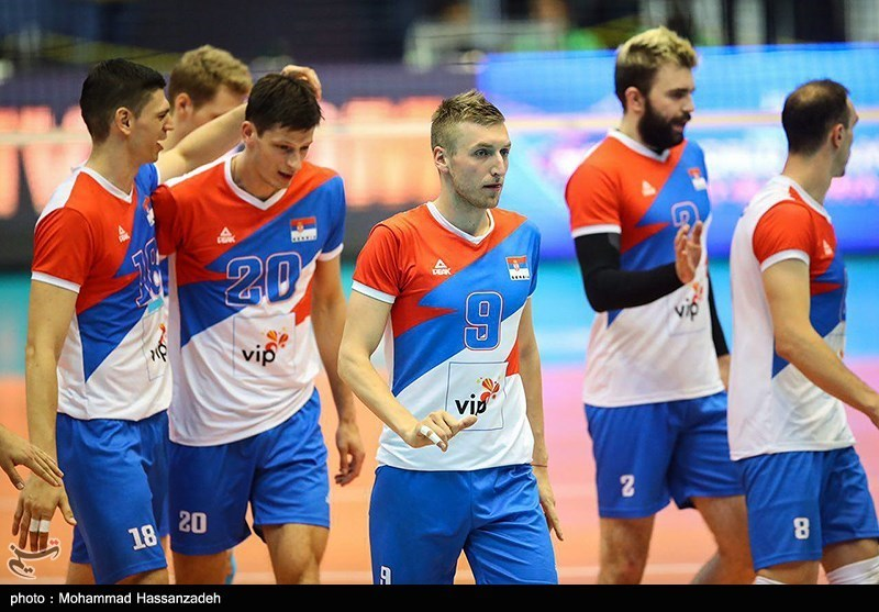 Iran Is One of Worlds' Best Volleyball Countries, Serbia Captain Says