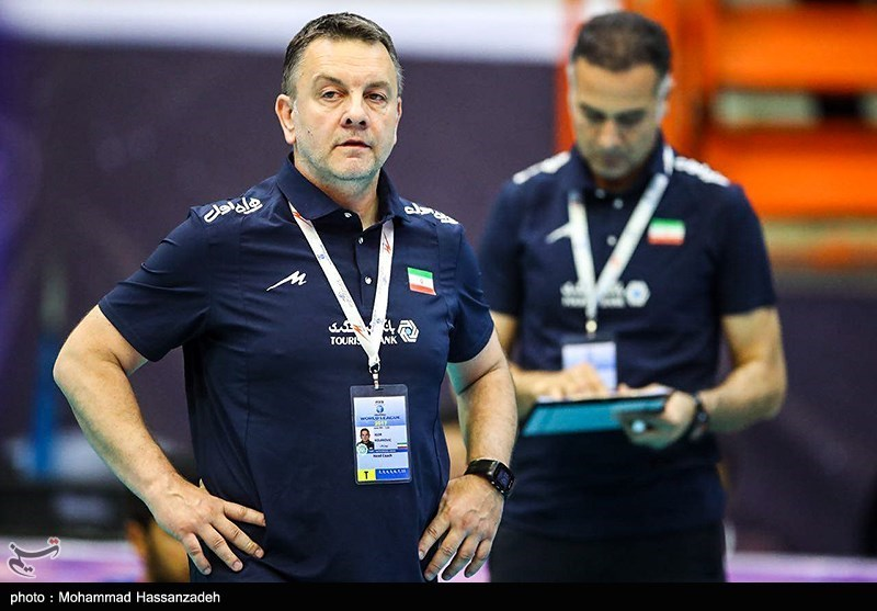 Iran Lost to World League Champion: Igor Kolakovic