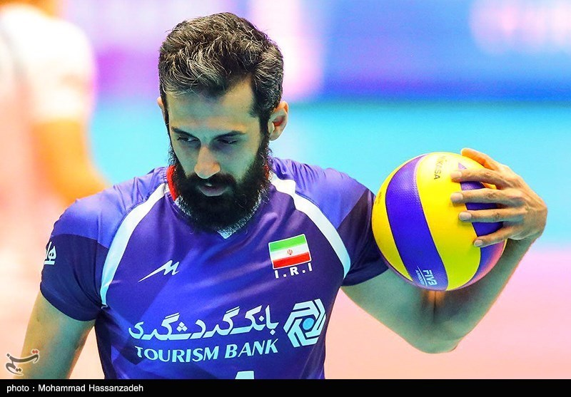 Saeid Marouf: Serbia Did Not Let Iran Play