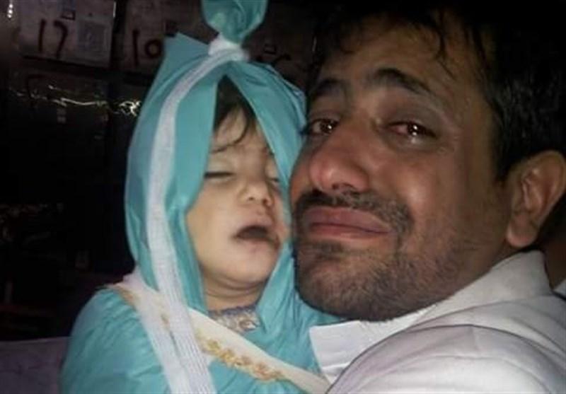 أب یمنی مفجوع یروی لتسنیم حکایة ظلم السعودیین القتلة