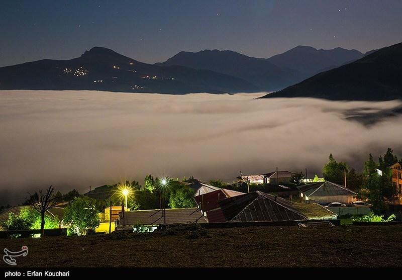 روستای فیلبند,روستایی روی ابرها