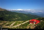 Iran's Filband, A Village Atop the Clouds