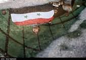 تجمع دانشجویان خارجی در محکومیت حوادث تروریستی تهران - مشهد