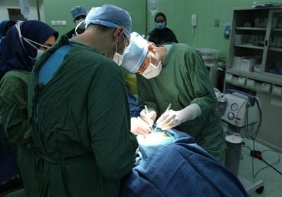 عمل جراحی در گرگان