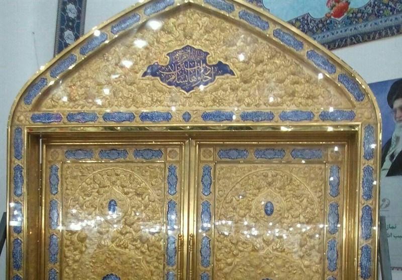 درب حرم امام حسن عسکری4