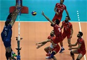 Iran Edges Past Argentina in FIVB Volleyball World League