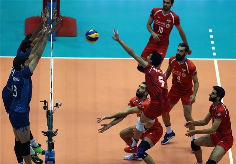 والیبال ایران آرژانتین