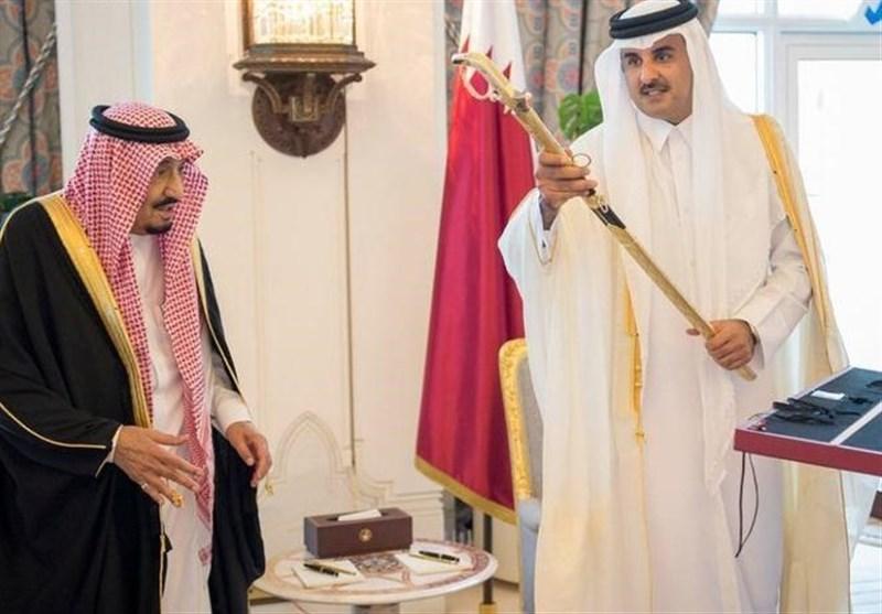 قطر تفتح النار ضد السعودیة: أیها المأزومون!.. تریدون نهب اموالنا