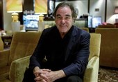 US Filmmaker Oliver Stone in Iran for Movie Festival