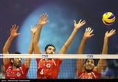 سقوط یک پلهای والیبال ایران در ردهبندی جدید فدراسیون جهانی