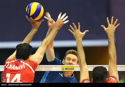 Iran Defeats Argentina in FIVB Volleyball World League