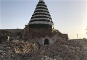 بنای دوره سلجوقی در کهگیلویه و بویراحمد تخریب شد