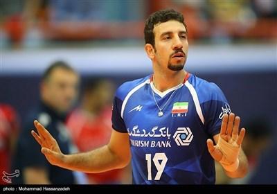 ایران کی ورلڈ والیبال لیگ میں ارجینٹینا کو شکست