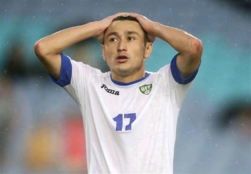 تورسونوف: ایران پتانسیل بالایی برای پیروزی برابر ما دارد/ نتیجهای به غیر از برد به سود ازبکستان نیست