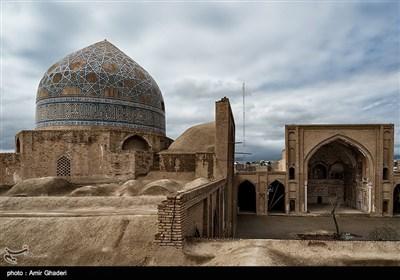 مسجد جامع شهر ساوه