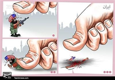 العمید سلامی: سیکون انتقامنا شدیداً