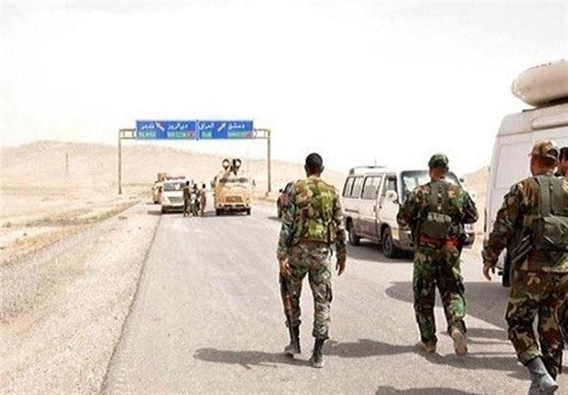 """الجیش السوری ینهی وجود """"داعش"""" فی محافظة حلب"""