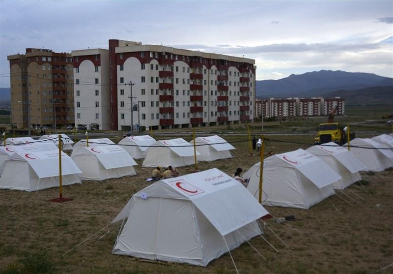 گلستان شهر بجنورد ناامید از مسئولان؛ هراسان از زلزله