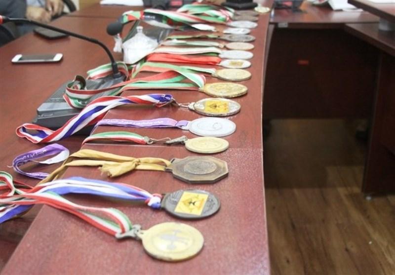 ورزشکاران استان بوشهر بیش 80 مدال جهانی و آسیایی کسب کردند