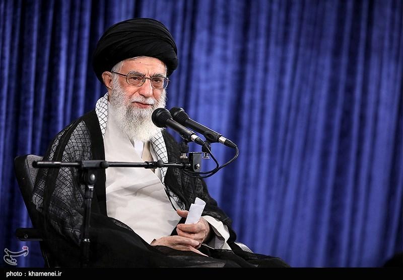Ayatollah Khamenei: US Founded on Terror, Cause of Regional Instability