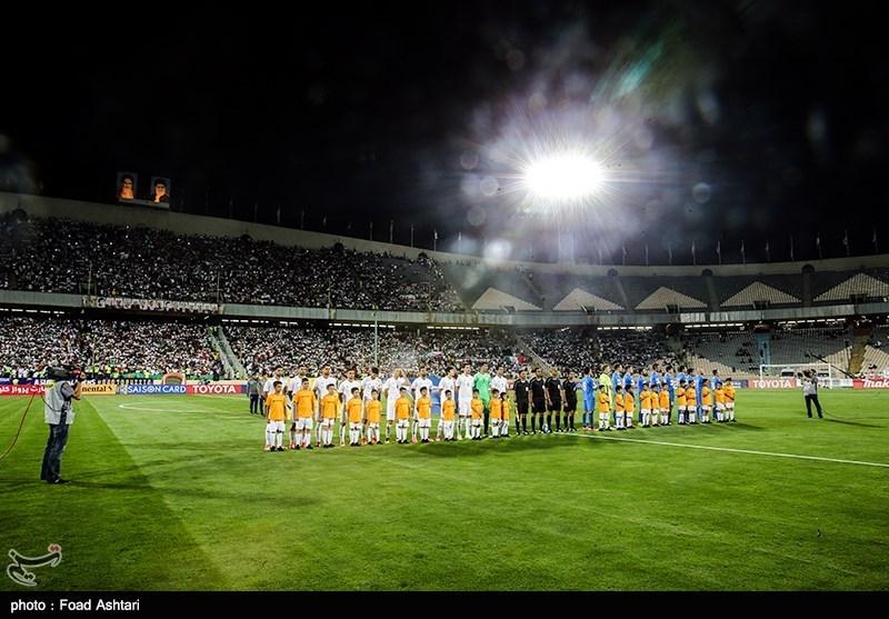 ایران تفوز على اوزبکستان وتتاهل الى موندیال روسیا 2018