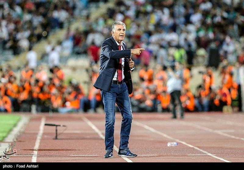 کیروش: نمیدانم بعد از جام جهانی ۲۰۱۸ در ایران خواهم ماند یا خیر!/ پرسپولیس ۲۵ میلیون هوادار دارد
