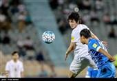 دیدار تیم های فوتبال ایران و ازبکستان-2