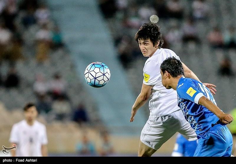 تغییر زمان دیدار تیم ملی فوتبال ایران با ازبکستان
