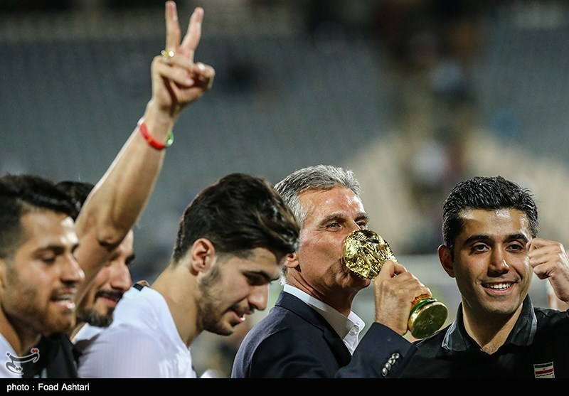 We Will Not Go to Russia as Tourists: Carlos Queiroz