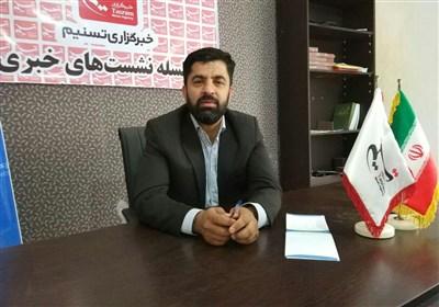 بازدید یوسف علی بیگی رئیس بسیج رسانه سیستان و بلوچستان از دفتر استانی خبرگزاری تسنیم