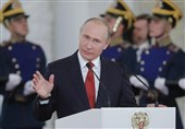 Putin Comments on New US Senate's Sanctions against Russia